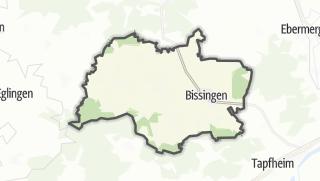 Mapa / Bissingen