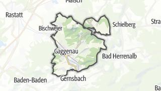 Karte / Gaggenau