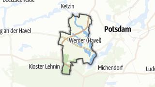 地图 / Werder (Havel)