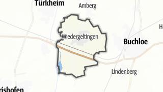 Map / Wiedergeltingen