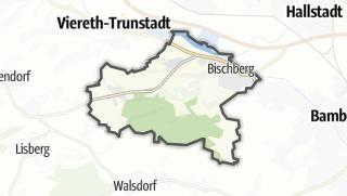 Carte / Bischberg