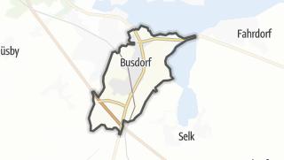 Cartina / Busdorf