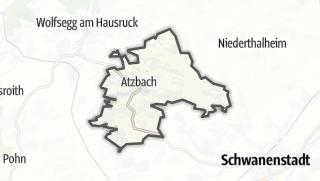 Mapa / Atzbach