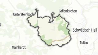 地图 / Michelfeld