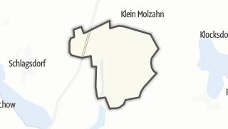 Carte / Groß Molzahn