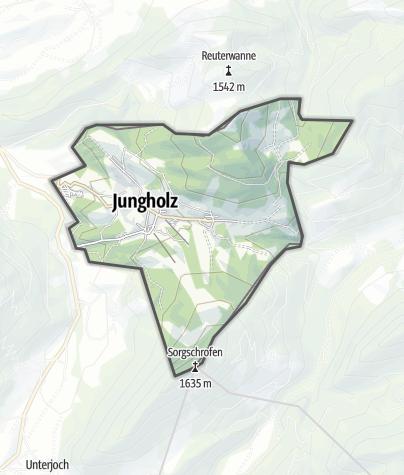 Karte / Jungholz