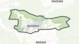 Cartina / Bonstetten