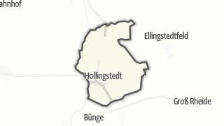 Cartina / Hollingstedt