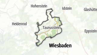 Cartina / Taunusstein