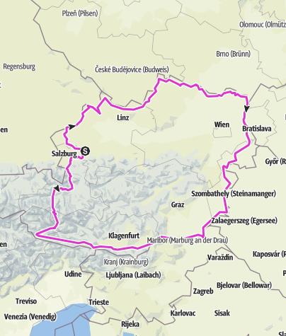 Karte / RAA 1500, 2013