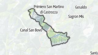 Karte / Mezzano