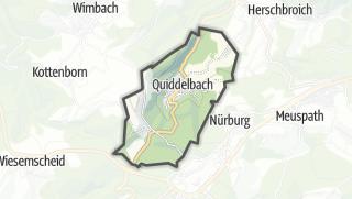 地图 / Quiddelbach