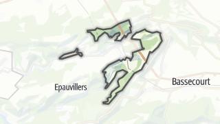 מפה / Montmelon