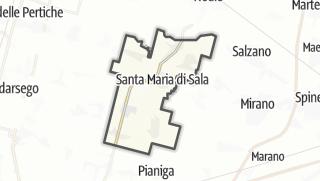 Carte / Santa Maria di Sala