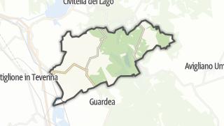 Carte / Montecchio