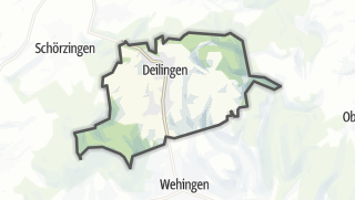 Mapa / Deilingen