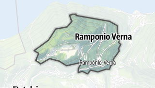 Kartta / Ramponio Verna