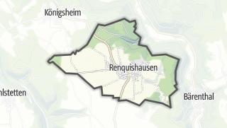 Mapa / Renquishausen
