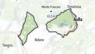 地图 / Podenzana