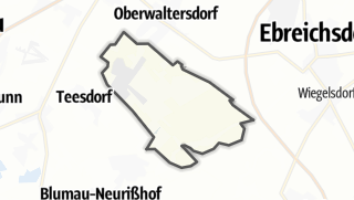 Carte / Tattendorf