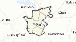 Carte / Weissenfels