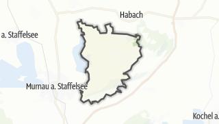 Mapa / Riegsee