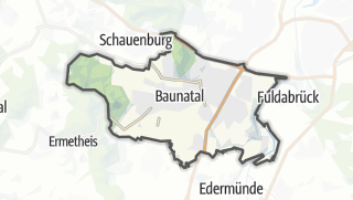 Karte / Baunatal