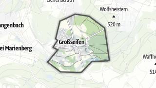 Mapa / Großseifen