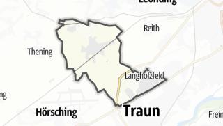 Mapa / Pasching