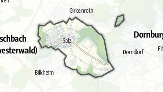 Mapa / Salz