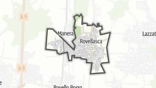 Kartta / Rovellasca
