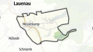 Mapa / Messenkamp