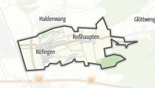 Cartina / Röfingen