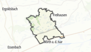 Mapa / Postau