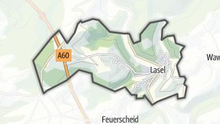 Karte / Lasel