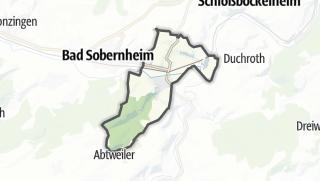 Karte / Staudernheim