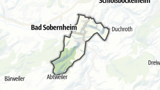 Map / Staudernheim