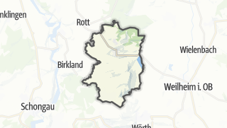 地图 / Wessobrunn