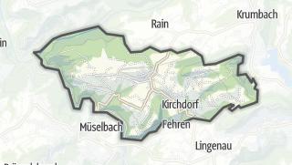 Map / Langenegg