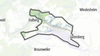 Karte / Wallhausen