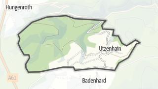 Karte / Utzenhain