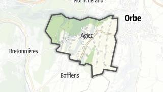 Карта / Agiez