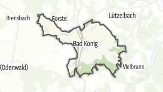 Carte / Bad König