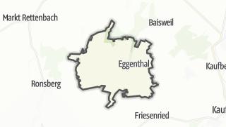 Map / Eggenthal