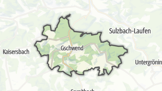 Mapa / Gschwend