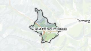 Carte / Sankt Michael im Lungau