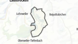 Karte / Hohenöllen