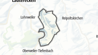 Cartina / Hohenöllen