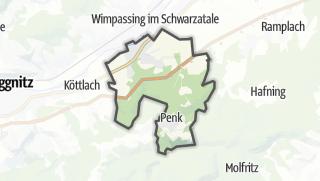 Map / Grafenbach-Sankt Valentin