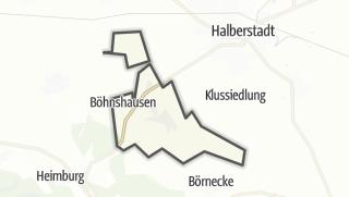 Mapa / Langenstein